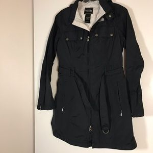 North Face trench
